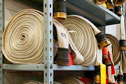 Fornitura manichette materiale antincendio Vicenza e provincia